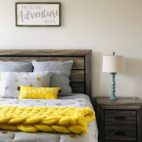Rental property styling